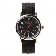 TIMEX / タイメックス | Weekender Central Park - Black