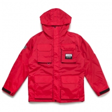 ELVIRA / エルビラ | MOUNTAIN 3WAY JACKET - Red