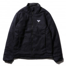 ....... RESEARCH | W Face JKT. - Navy × Black