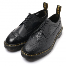 ENGINEERED GARMENTS / エンジニアドガーメンツ | EG × Dr. Martens - Long Wing Irregular Combo - Yellow Stitch