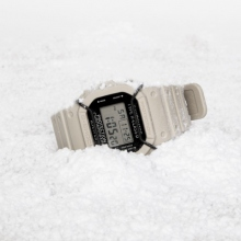 N.HOOLYWOOD / エヌハリウッド | 972-AC11 pieces N.HOOLYWOOD × G-SHOCK (DW-5600NH-7JR) - Beige