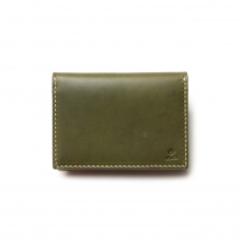 MOTO / モト | Card Case CA1 - Green