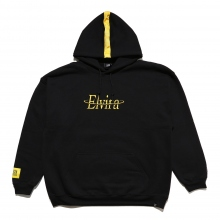 ELVIRA / エルビラ | WORLD ASSOCIATION HOODY - Black