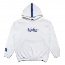 ELVIRA / エルビラ | WORLD ASSOCIATION HOODY - White