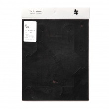 kiruna /  キルナ | CARD CASE - Black