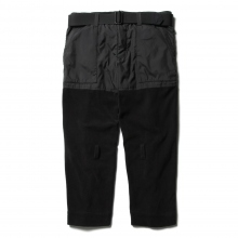 Mountaineer's Trousers - フリース - Black