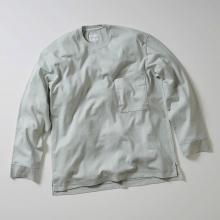 CURLY / カーリー | FROSTED L/S POCKET TEE