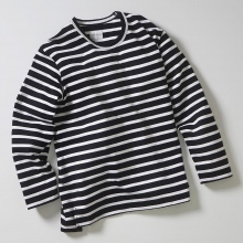 CURLY / カーリー | SALFORD L/S BORDER TEE