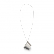 ....... RESEARCH | Anarcho Cups 050 Mini Mug & Chain (Titanium) - Natural