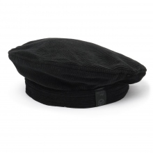....... RESEARCH | Hello Cap - Beret - Black