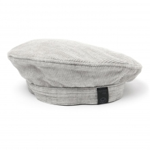 ....... RESEARCH | Hello Cap - Beret - Gray