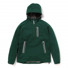 and wander / アンドワンダー | wind stop jacket - Green