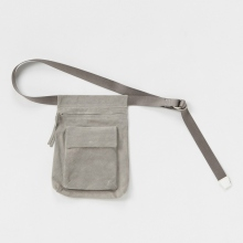 Hender Scheme / エンダースキーマ | waist belt bag - Light Gray