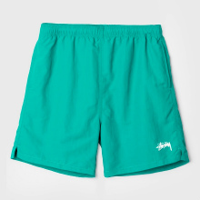 STUSSY / ステューシー | Stock Elastic Waist Short II - Green ★