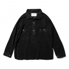 ....... RESEARCH | Logger Shirt - フリース - Black