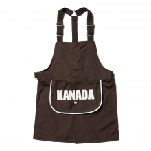 ....... RESEARCH | Kangaroo Apron - KANADA - Brown