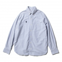 ....... RESEARCH | B.D. KANADA - 起毛オックス - Navy