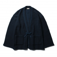 NAISSANCE / ネサーンス | KNIT JUDO JACKET - Navy ★