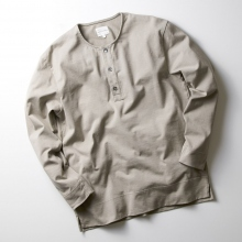 CURLY / カーリー | CLOUDY 3B LS HENLEY