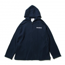 WIND AND SEA / ウィンダンシー | SEA BIG ZIP HOODIE - Navy