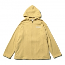 WIND AND SEA / ウィンダンシー | SEA BIG ZIP HOODIE - Yellow
