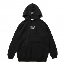 WIND AND SEA / ウィンダンシー | GLITTER WDS HOODIE - Black