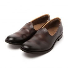MOTO / モト | Slip on #1642 - Brown