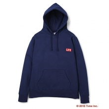 DELUXE CLOTHING / デラックス | DELUXE × LIFE HOODY - Navy