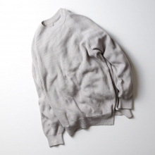CURLY / カーリー | ASSEMBLY CREW KNIT