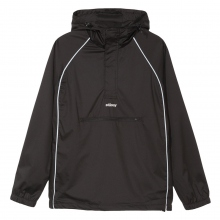 STUSSY / ステューシー | 3M Piping Pullover - Black