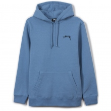 STUSSY / ステューシー | Smooth Stock Hood - Steel