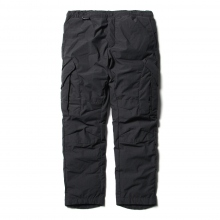NANGA / ナンガ | TAKIBI DOWN PANTS - Charcoal