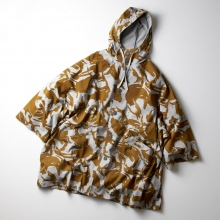 CURLY / カーリー | DELIGHT CAPE COAT - Desert Camo