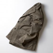 CURLY / カーリー | BLEECKER JACKET - Beige Check