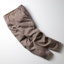 CURLY / カーリー | BLEECKER TAPERED TROUSERS Plain