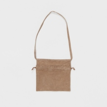 Hender Scheme / エンダースキーマ | red cross bag small - Beige