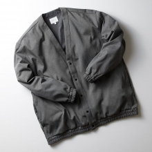 CURLY / カーリー | BRIGHT CARDE - Gray Hound Tooth