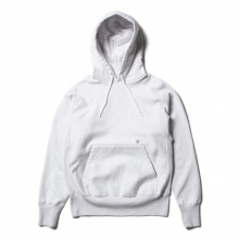 BEDWIN / ベドウィン | L/S HEAVY COTTON PULLOVER HOODIE 「DAVID」 - Gray ★