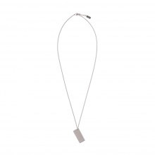 A.P.C. / アーペーセー | collier lord 18PC - Silver