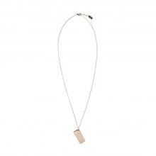 A.P.C. / アーペーセー | collier lord 18PC - Gold