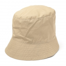 ENGINEERED GARMENTS / エンジニアドガーメンツ | Bucket Hat - PC Poplin - Khaki