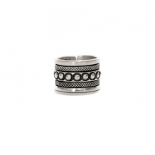 hobo / ホーボー | Droplets Silver Ring by STANLEY PARKER
