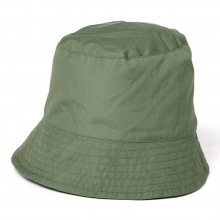 ENGINEERED GARMENTS / エンジニアドガーメンツ | Bucket Hat - PC Poplin - Olive