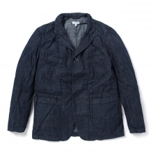 ENGINEERED GARMENTS / エンジニアドガーメンツ | Bedford Jacket - 8oz Cone Denim - Indigo