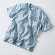 CURLY / カーリー | HELICAL POCKET SS TEE