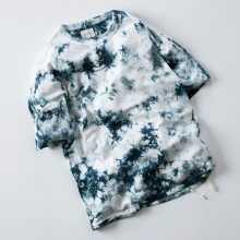 CURLY / カーリー | CLOUDY HS SWEAT with CAGE DYE