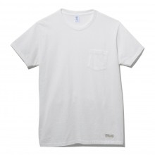 NAISSANCE / ネサーンス | CREW NECK T-SHIRT - White