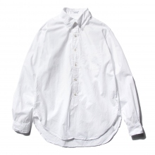 ENGINEERED GARMENTS / エンジニアドガーメンツ | 19th BD Shirt - Superfine Poplin - White