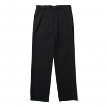 AURALEE / オーラリー | HARD TWIST WOOL DOBBY SLACKS - Dark Navy