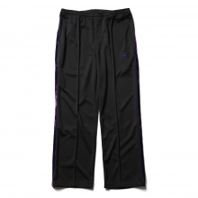 Needles / ニードルズ | Side Line Center Seam Pant - Poly Smooth - Black